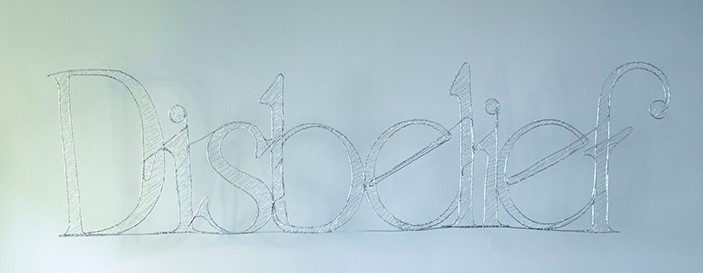 Wire Wall Art 1